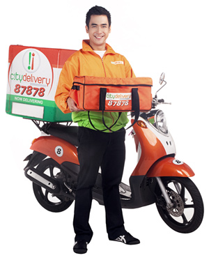 Fast Food Delivery Hotlines in Metro Manila