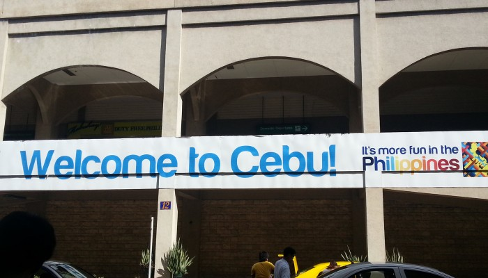 [Cebu] Summer Getaway 2014 Day 1