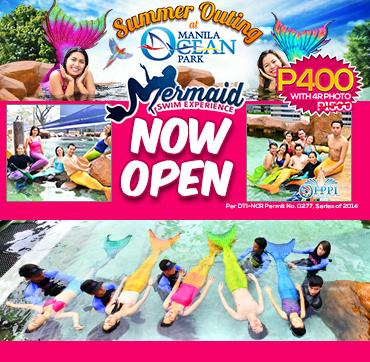 Be a Mermaid This Summer at Manila Ocean Park
