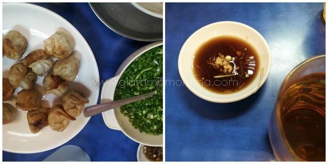 Lan Zhou La Mien food