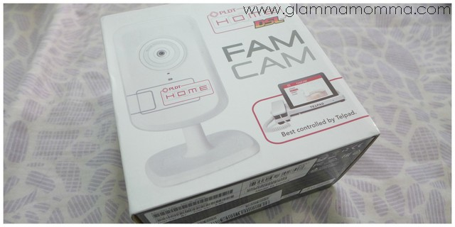 PLDT Home FAM CAM: A Mom's Intelligence at Home