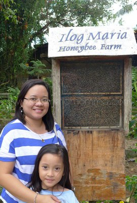 An Educational Trip About Bees in Ilog Maria Honeybee Farm