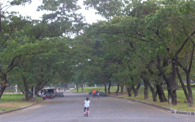 Family Activity: Biking in Filinvest City, Alabang
