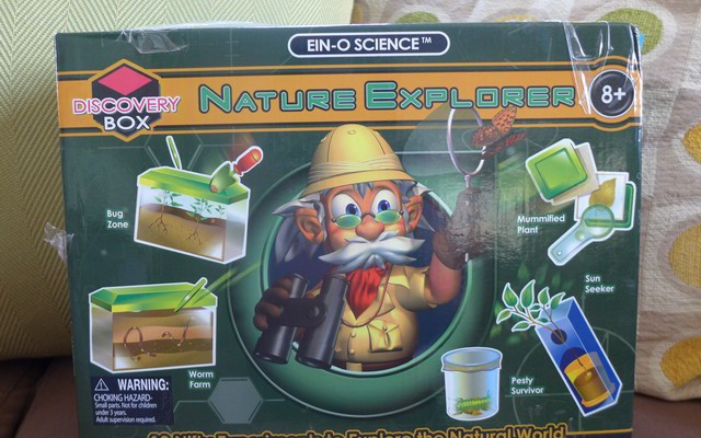 Christmas Gift Idea for Kids: Ogalala's Nature Explorer