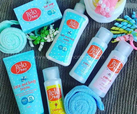 Go Natural with Belo Baby