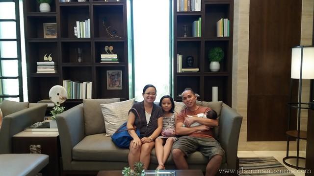 Staycation in Somerset Alabang Manila
