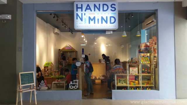 Hands N' Mind Wooden Toys and Play Area